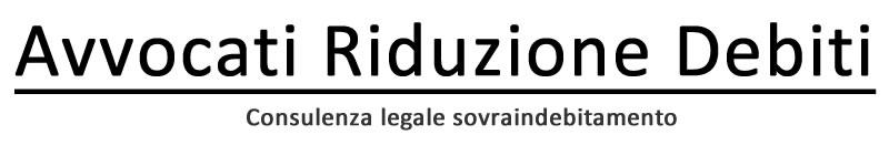 Avvocati Riduzione Debiti